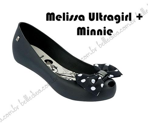 Melissa Ultragirl + minnie