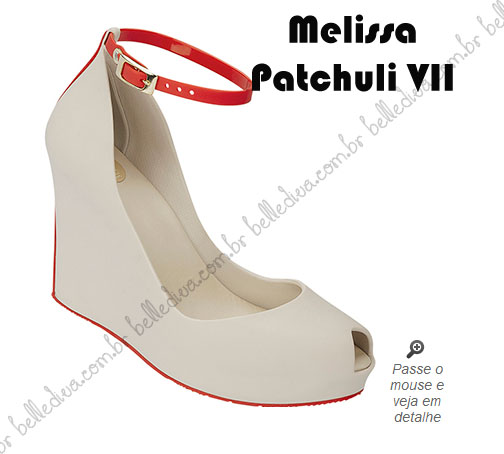 Melissa patchuli