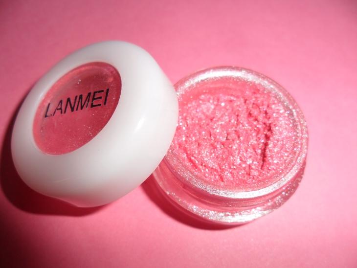 pigmentos lanmei rosa flash