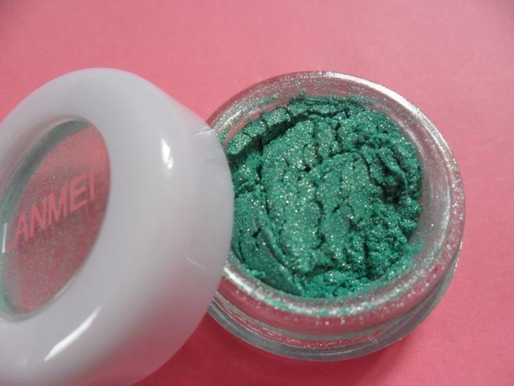 pigmentos lanmei verde