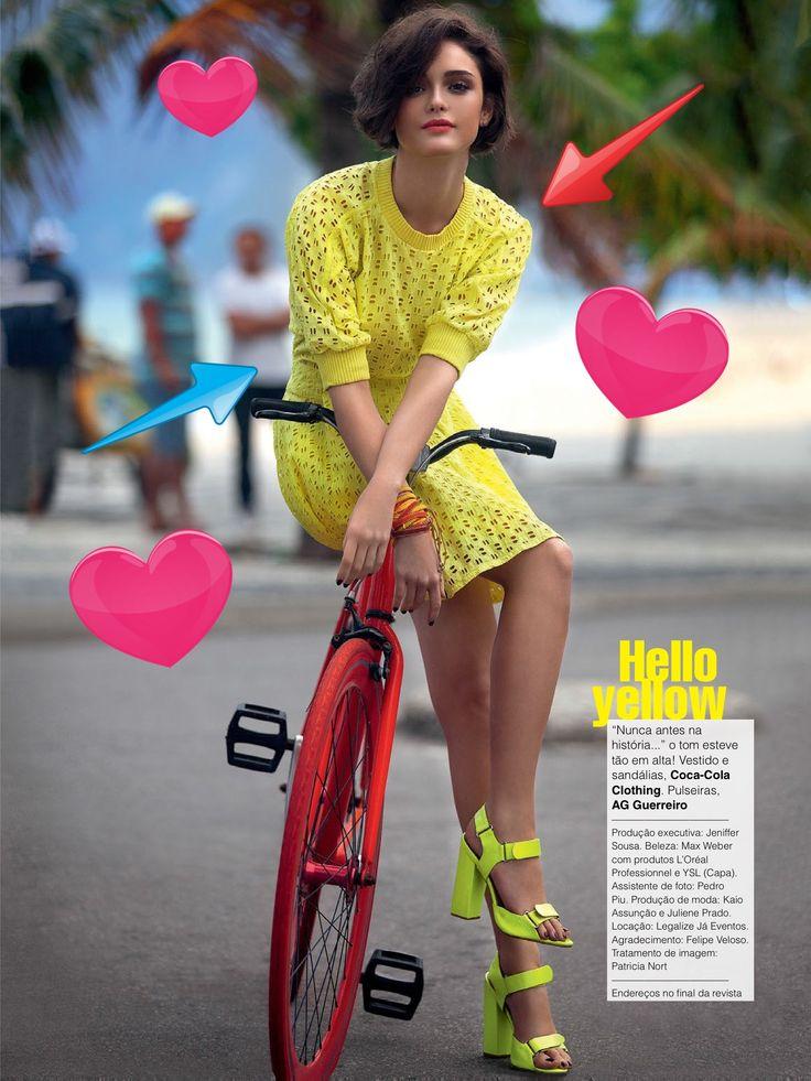 vestido amarelo 2