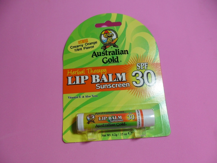 lip balm australian gold