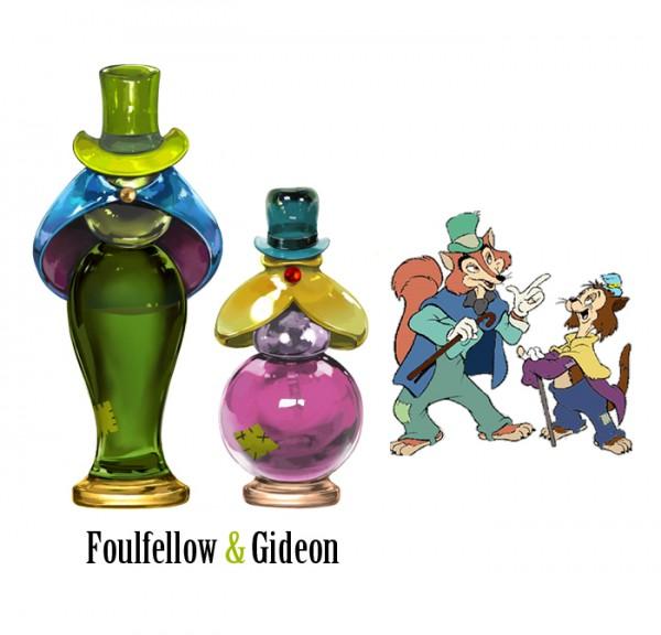 foulfellow gideon