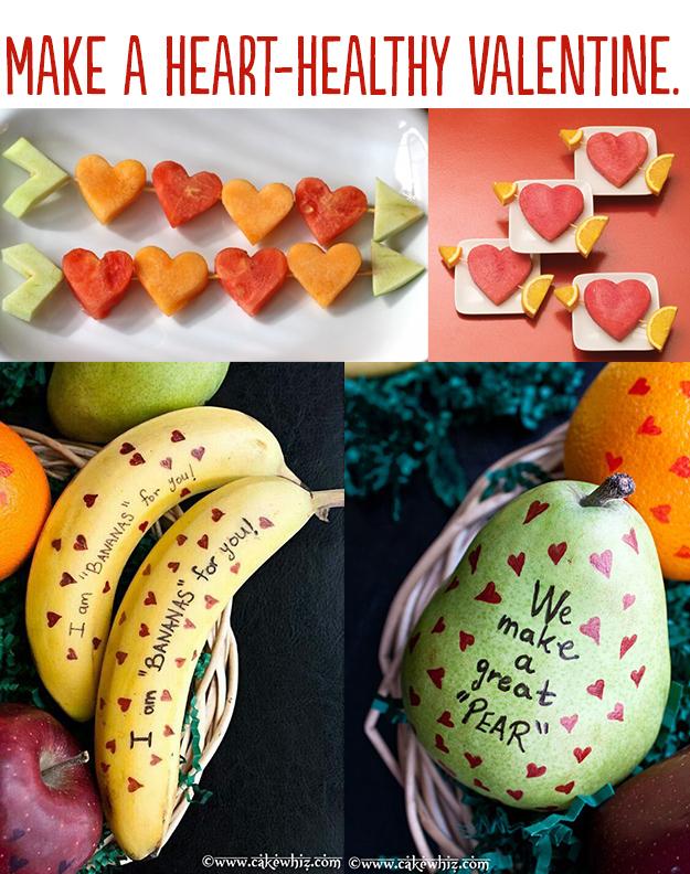 frutinha coração