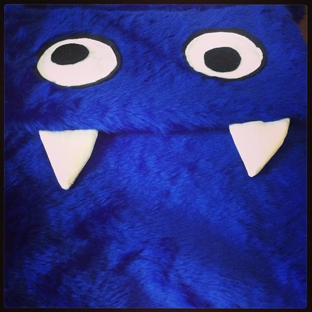 a bolsa azul 2
