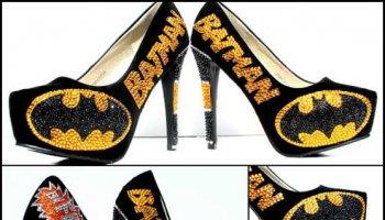 sapato batman 2