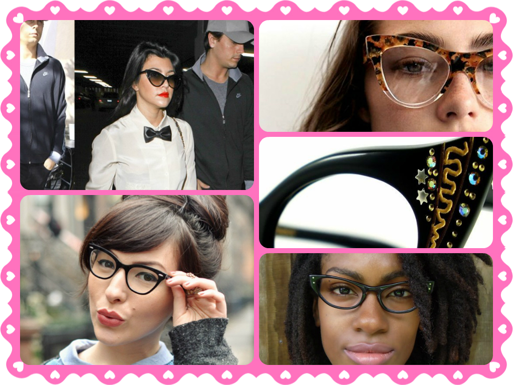 oculos gatinho 1
