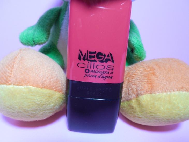 mega cílios