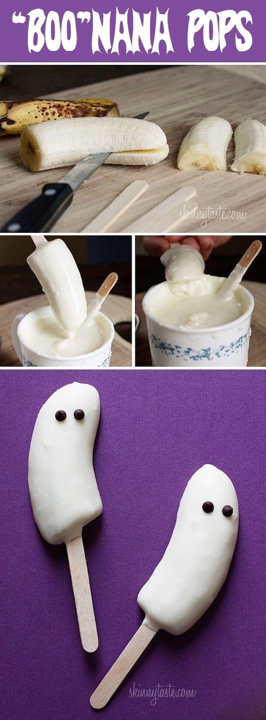 fantasmas banana