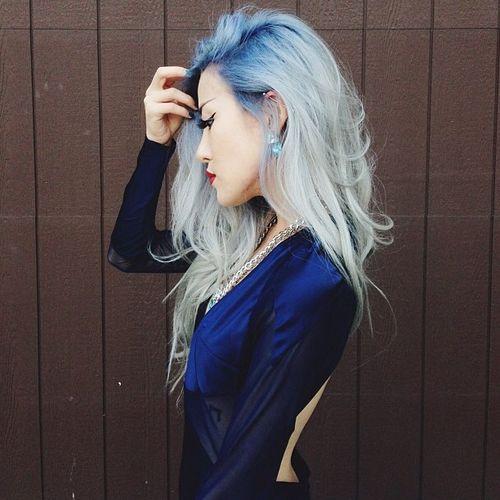 cabelos platinado