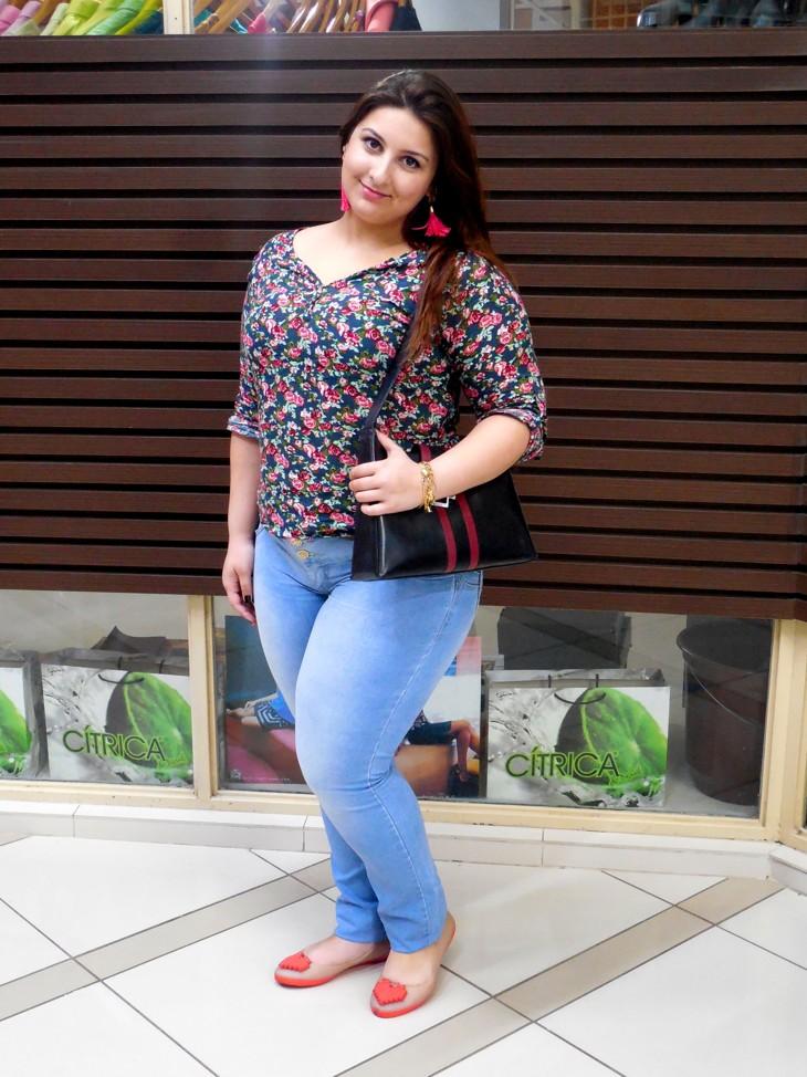 look do dia florido 1