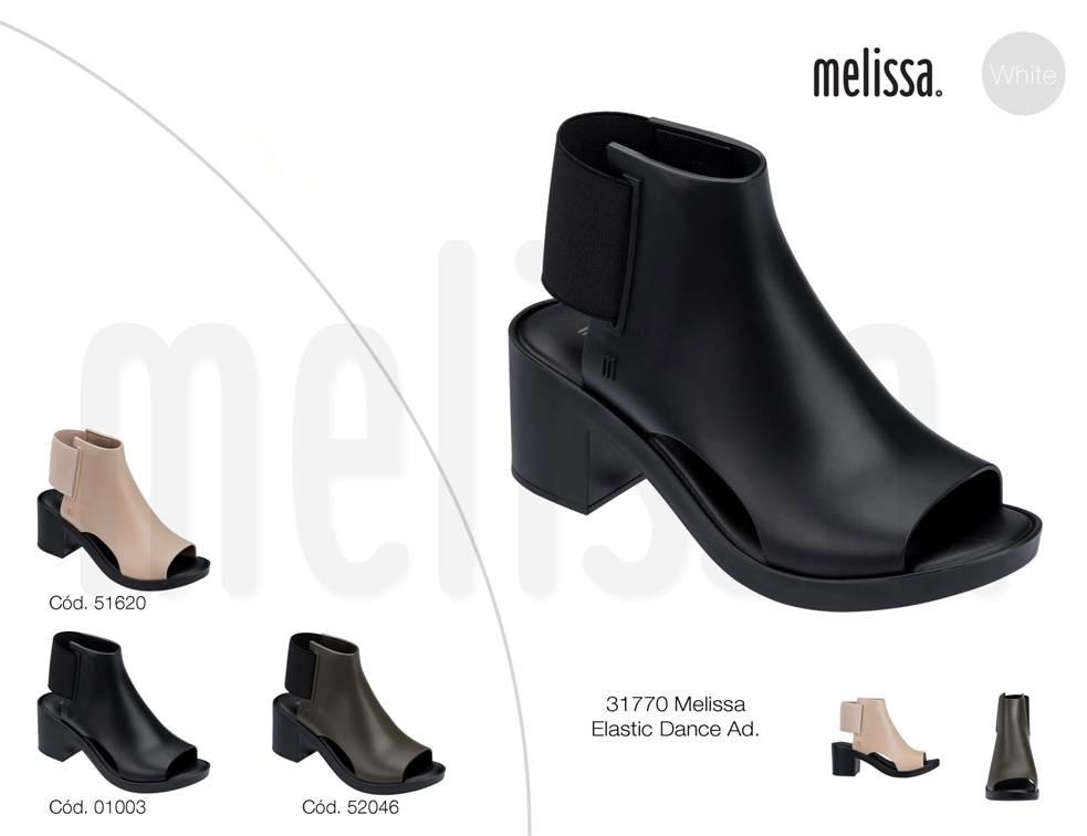 melissa elastic dance