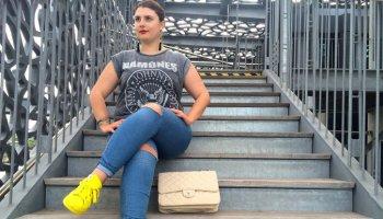 42c1855391 8 looks para você usar o Adidas SuperStar Preto - Belle Diva
