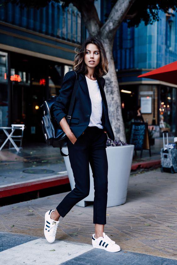 c834b5a5c29 O post de hoje terá muitas dicas de looks para você usar o seu Adidas  Superstar Branco.