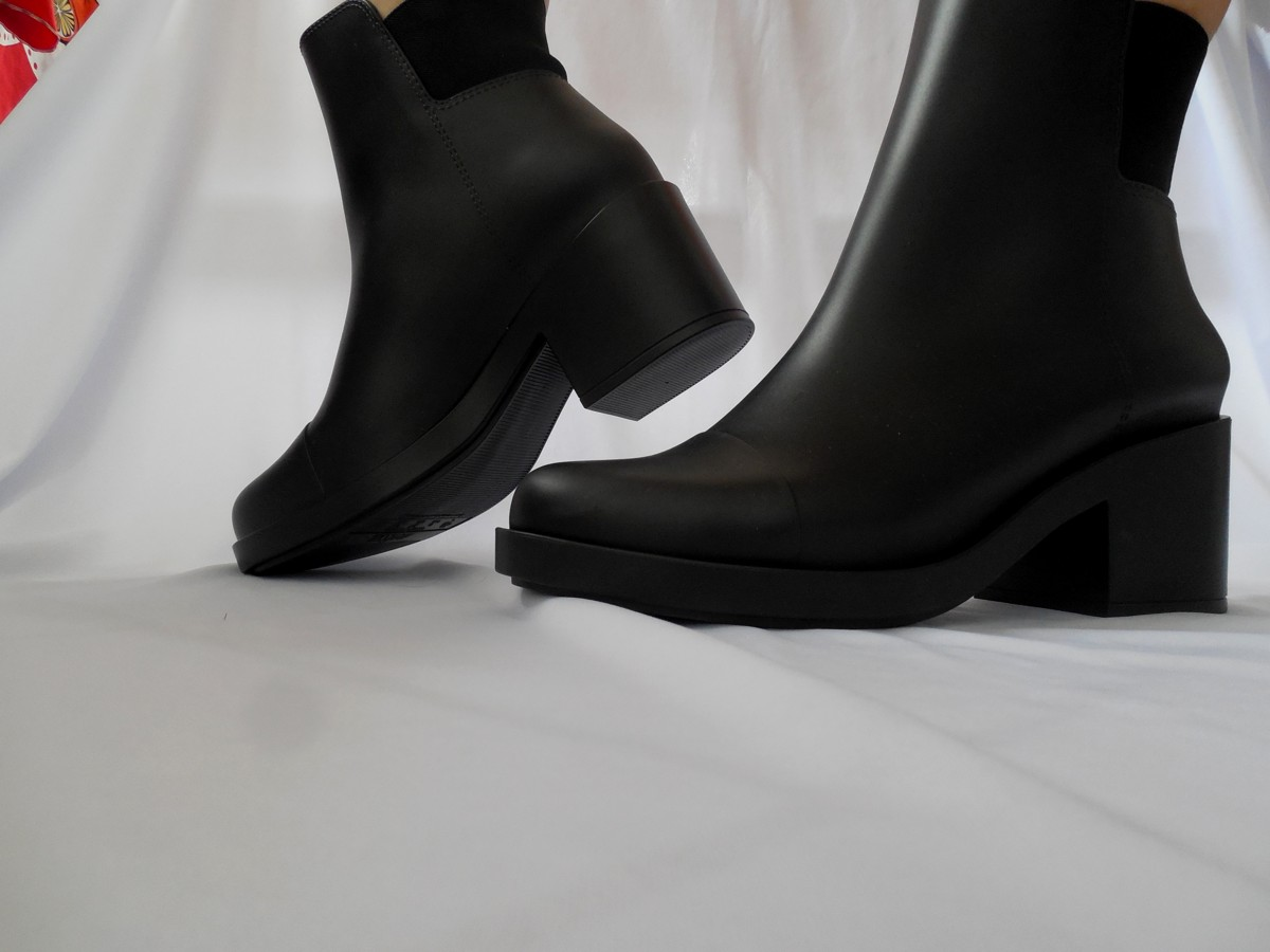 melissa elastic boot 3