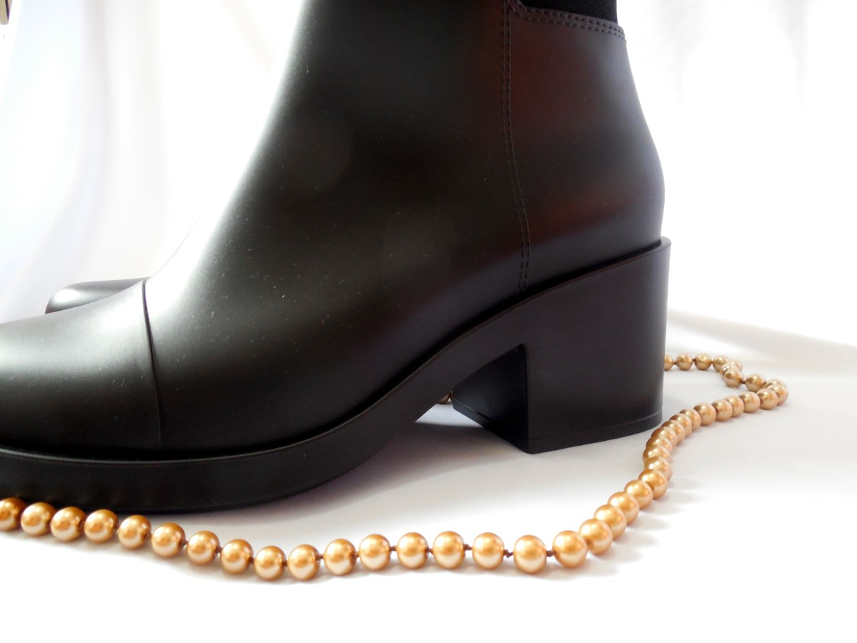 melissa elastic boot 6