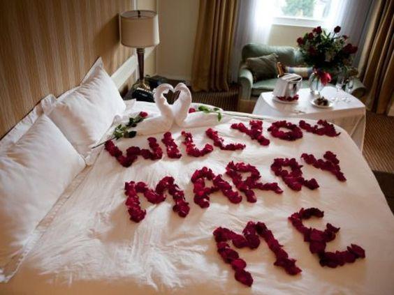 Matrimonio Bed Of Roses : Dicas para decorar a cama com pétalas belle diva