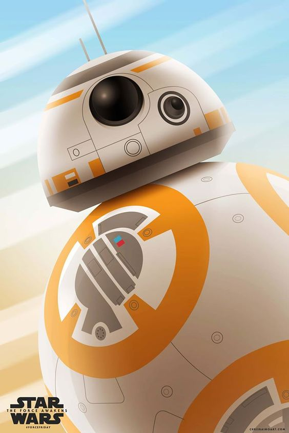 wallpaper celular bb8