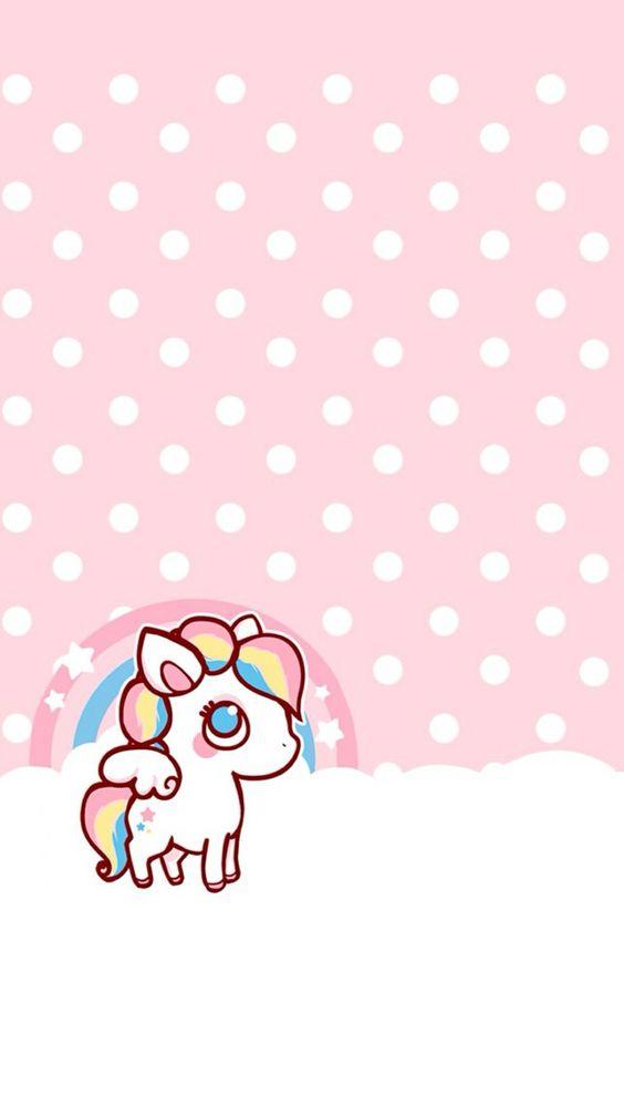 wallpaper celular unicornio