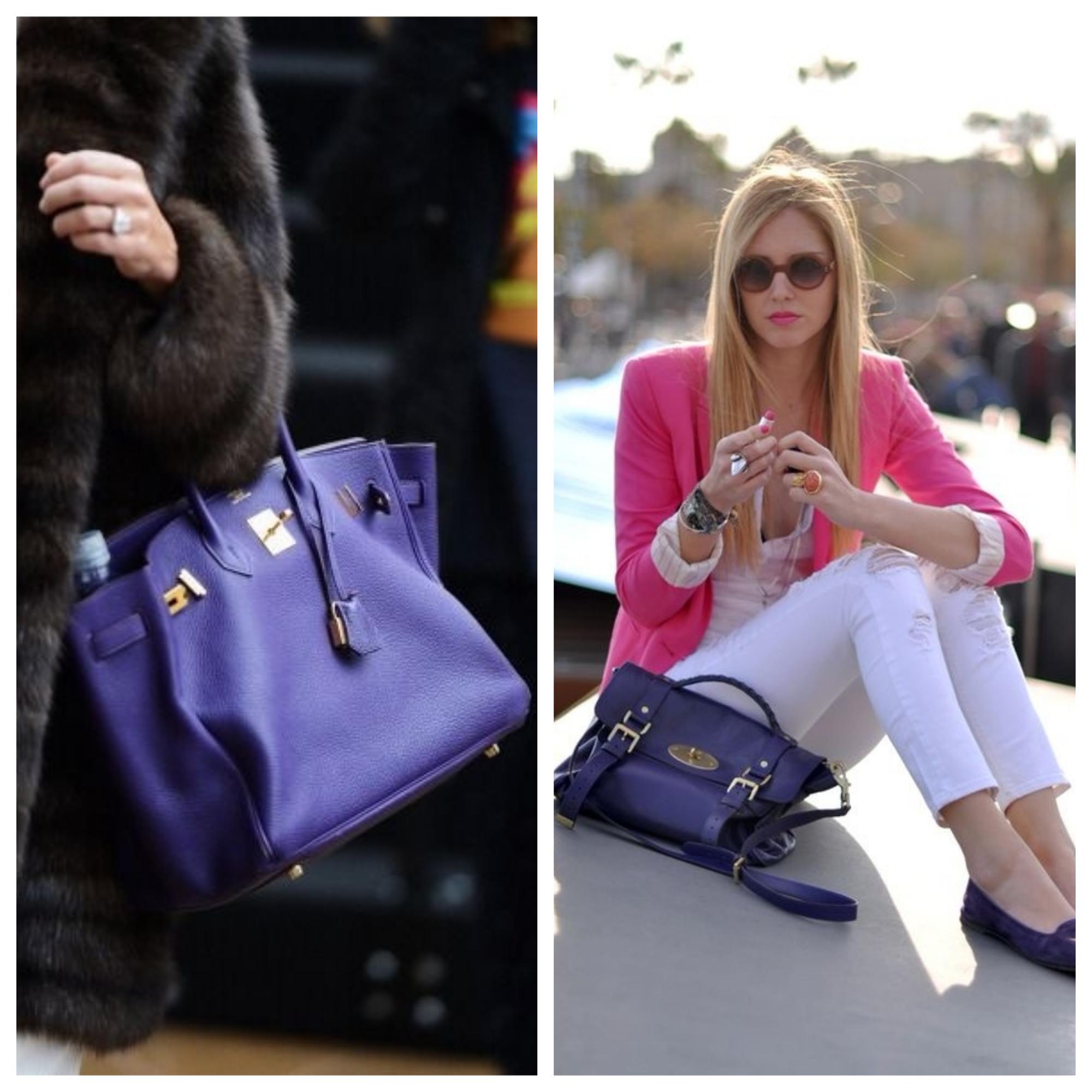 ultra violet bolsas